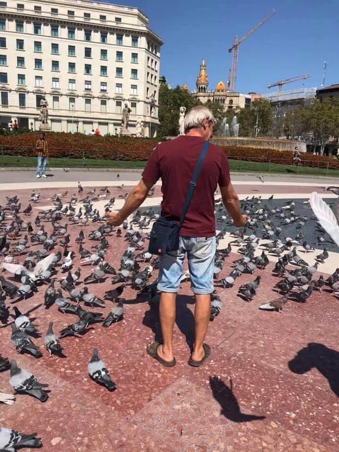 Une journée à Barcelone (première partie)