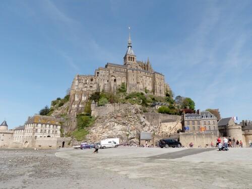 Les polders du Mont Saint Michel
