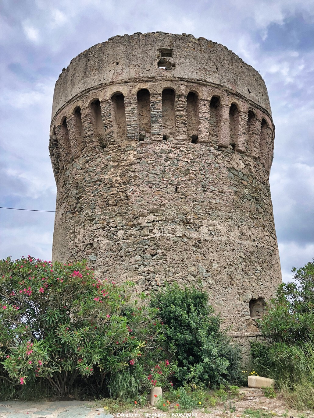 Tour della Parocchia - Rogliano - Haute-Corse