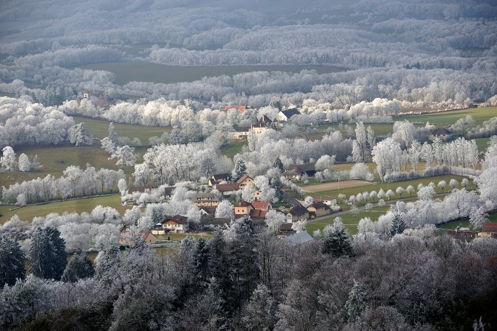 Le Jura en hiver ...Fin