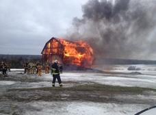 Exercise de pompier
