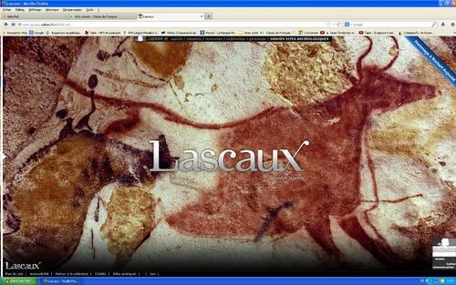 Explorer la grotte de Lascaux