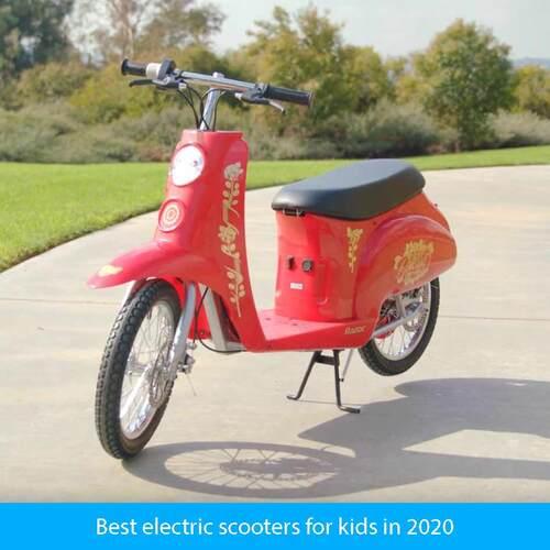 Meilleures trottinettes électriques pour adolescent - Guide 2020