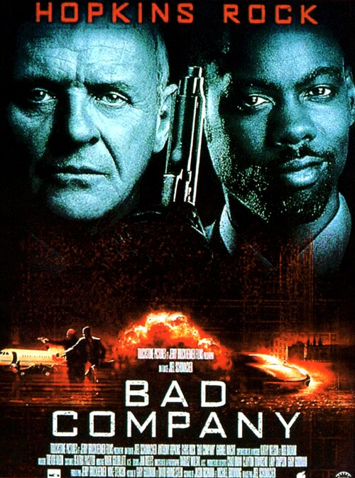 BAD COMPANY BOX OFFICE FRANCE 2002