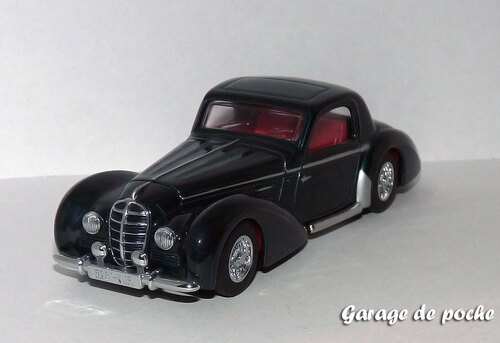 Delahaye 145 Chapron 1945