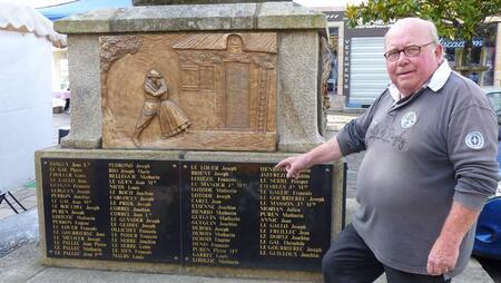 «J'ai déjà visité quarante cimetières»