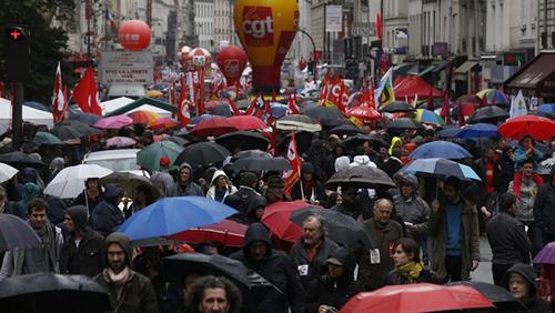 Les syndicats et le 1er mai