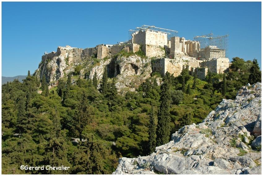 Athènes - L'Acropole 1
