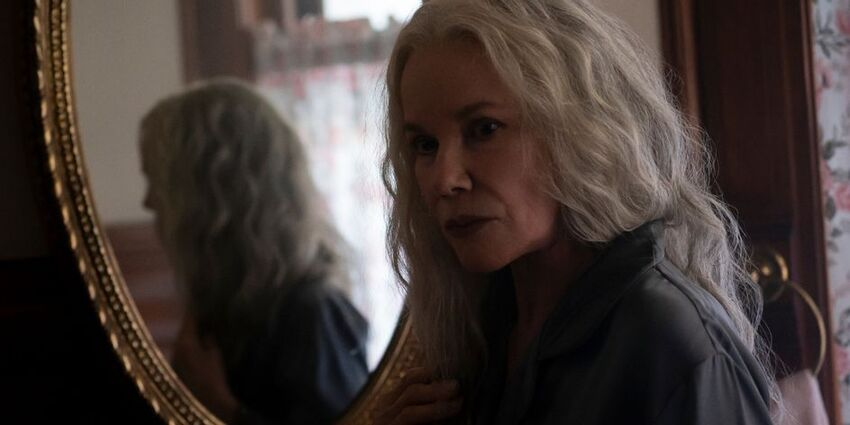 Welcome to the Blumhouse Season 2 Image Reveals Barbara Hershey in The Manor