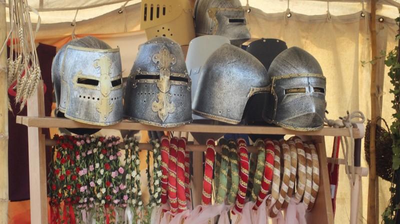Comme au Moyen-Age