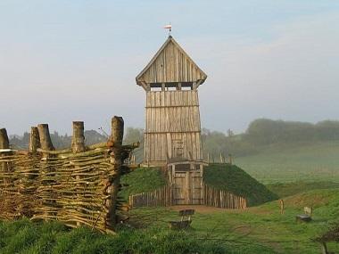 Il était une fois : les châteaux forts ...