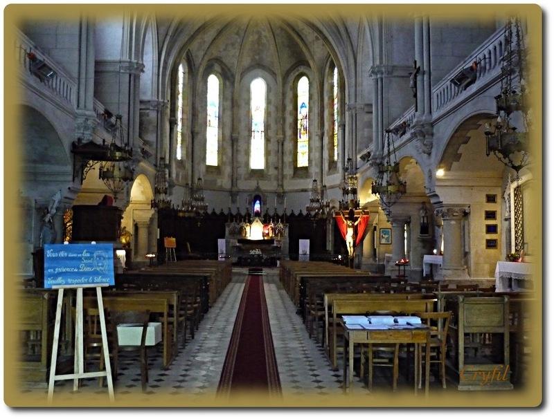 L'église Notre dame de Nazareth