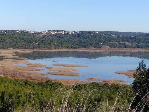 Saint Blaise - les 4 étangs (Istres)