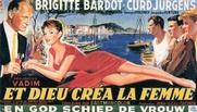 Brigitte  Bardot - Et  Dieu  créa  la  femme  -  1956