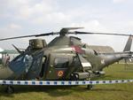 Agusta A 109,Belgique