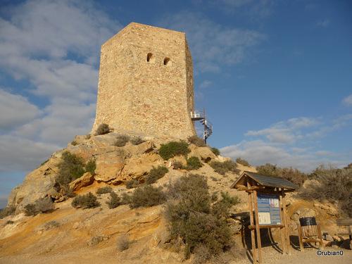 Torre Helena de La Azohia
