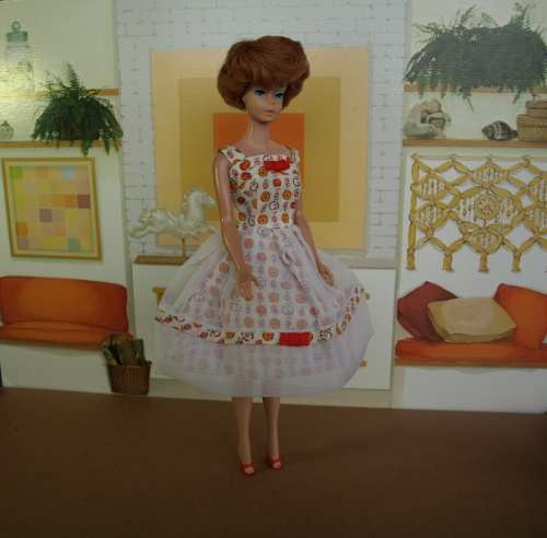 Barbie vintage : Lunch Date