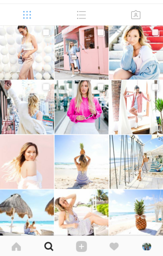 Mes 10 comptes Instagram favoris