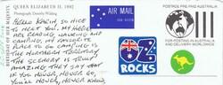 Australia rocks