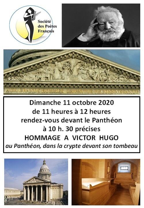 Hommage à Victor Hugo 2020