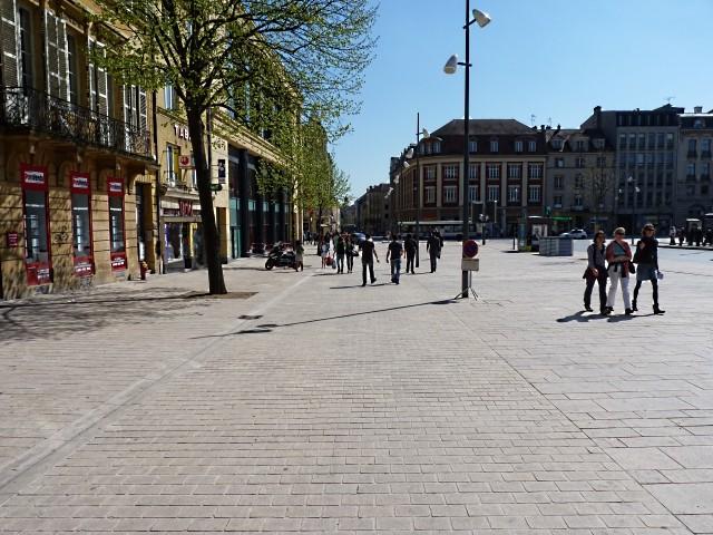 La Nouvelle place de la République de Metz 4 Marc de Metz