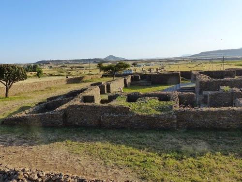 le palais de Dongour