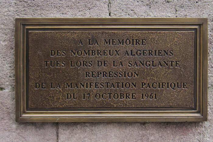 17 octobre 1961 : rassemblement samedi à Paris pour que la France reconnaisse un crime d'Etat