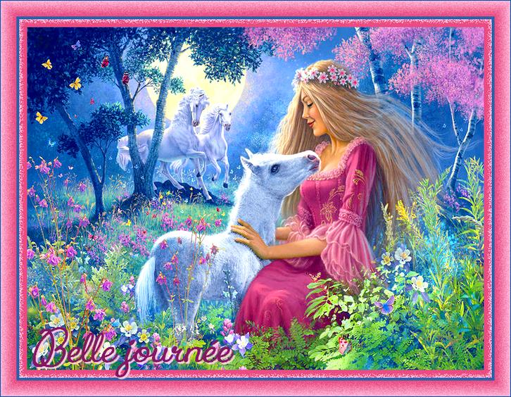 Princesses du jour..et de toujours..