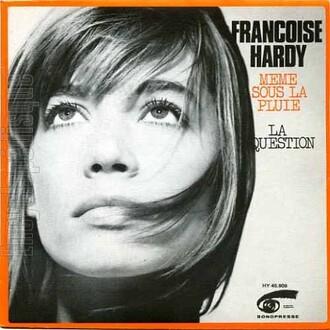 Françoise Hardy, 1971