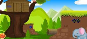 Jouer à Tricksy elephant adventure