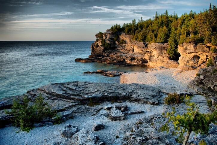 Nature en Images 3:  Parc national des Îles-de-la-Baie-Georgienne: une île à soi