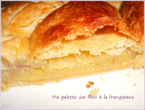 3.01.13L'Epiphanie et ma galette des Rois
