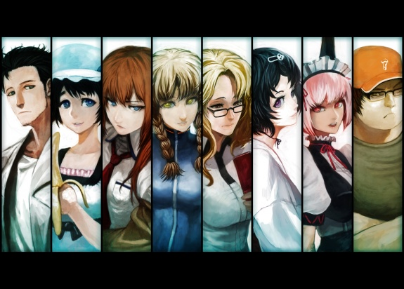 Steins;Gate Vostfr