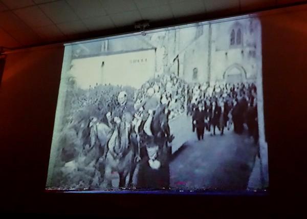 """""""Notre ruralité, hier, aujourd'hui, demain"""" , un débat animé par Philippe Bertrand, à Aignay le Duc"""