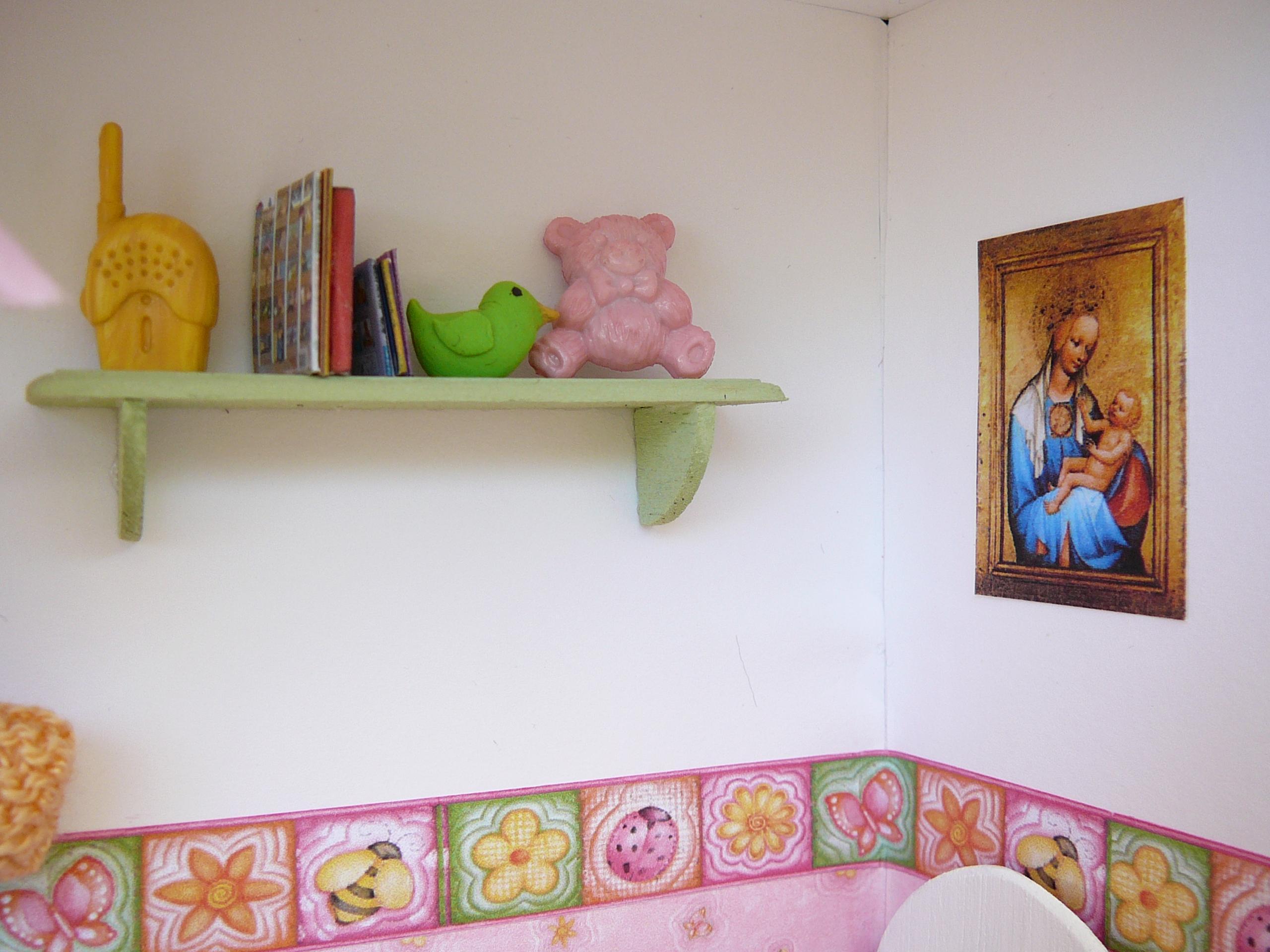 La chambre de Gabrielle Minimano