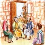 Paulo prega preso em Roma 2