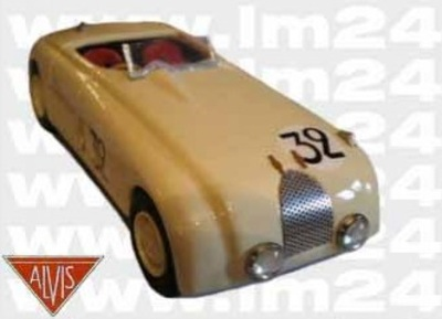 Le Mans 1949 Abandons II