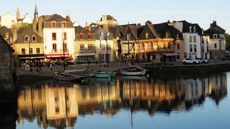 Saint Goustan à Auray en amitié