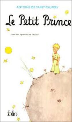 Extraits du roman {Le Petit Prince} d'Antoine de Saint-Exupéry