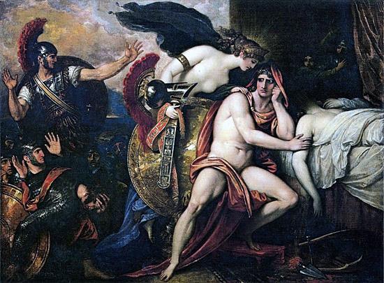 Les armes d'Achille