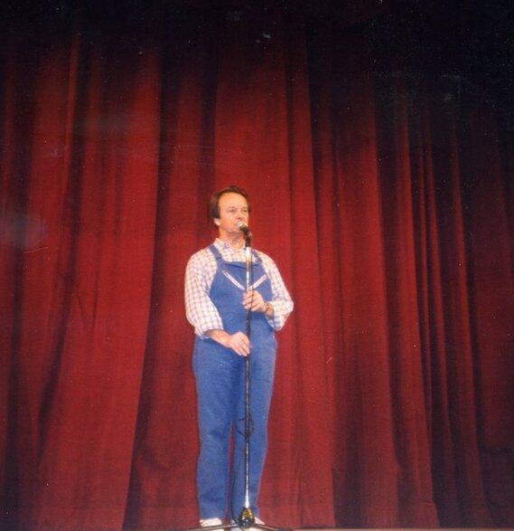 Gérard Sabbat... Viens voir le comédien, voir le musicien !...