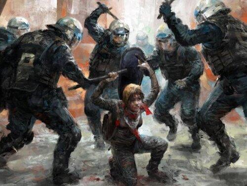 Gilets Jaunes : les blessés qui dérangent