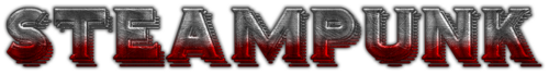 Alphabet Steampunk