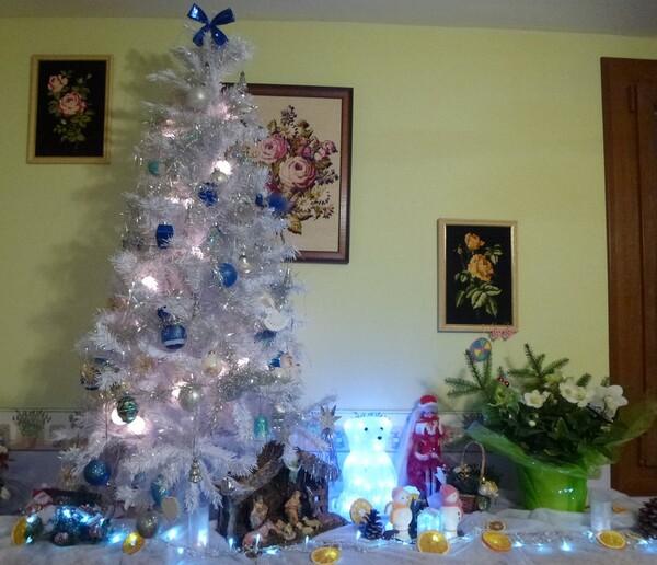Quelques décors de Noël