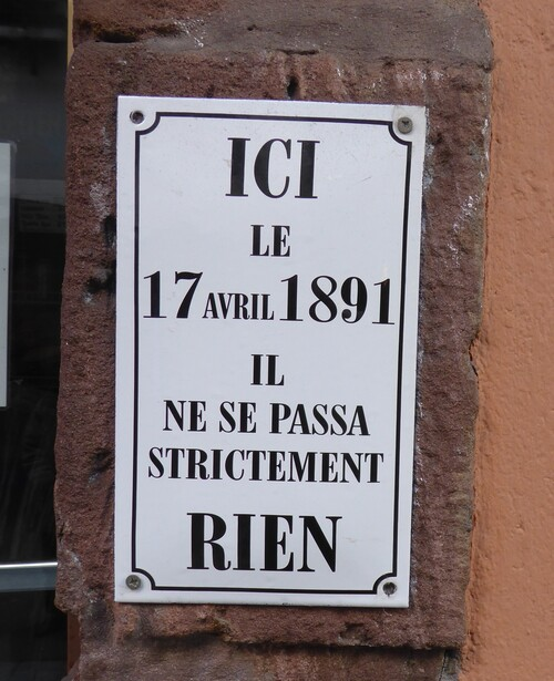 Ribeauvillé, (3),Alsace, fév 2017