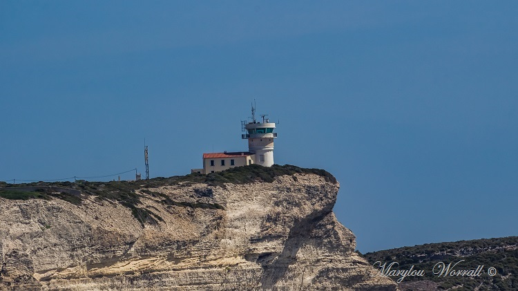 Corse : Bonifacio, Phare de Pertusato
