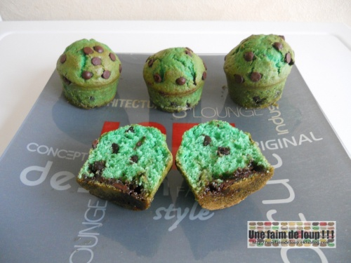 Muffins After Eight