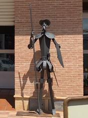 Puerta Lapice - Don Quichotte