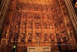 Cathédrale de SEVILLE