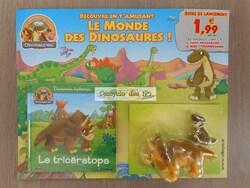 N° 1 Le monde des dinosaures - Lancement